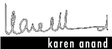 Karenanand.net Sticky Logo
