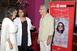 Naseeruddin Shah, Ratna Patak & Karen Anand