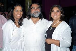 Prahlad Kakkar, Farzana Contractor Publisher & Editor Upper Crust & Karen Anand